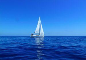 Mit Bootsführerschein auf großer Fahrt